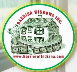 Barrier Windows logo