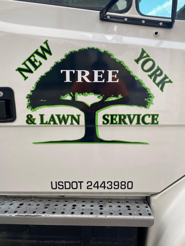 New York Tree & Lawn Service logo