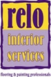 Relo Interior Services logo