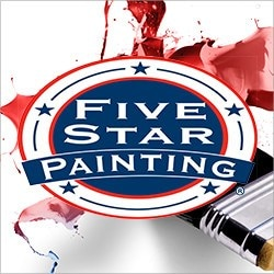 Five Star Painting of New Port Richey logo