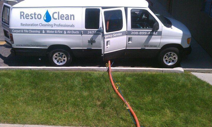 Resto Clean logo