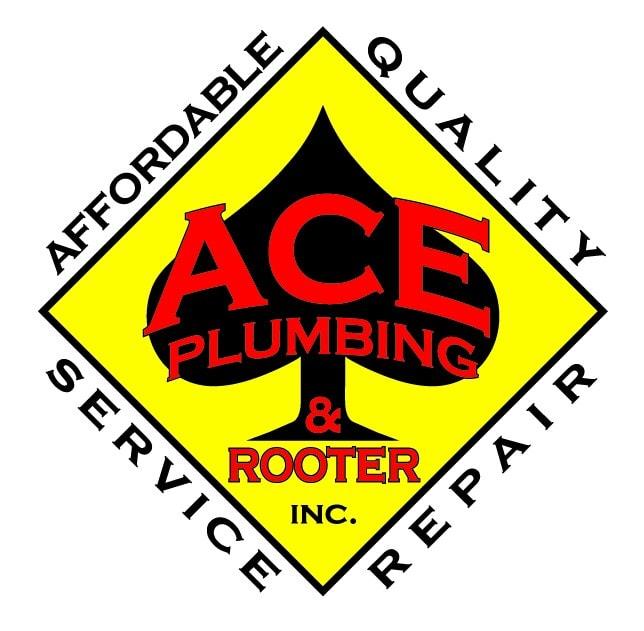 Ace Plumbing & Rooter logo