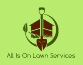 All Is On Lawn Services  logo