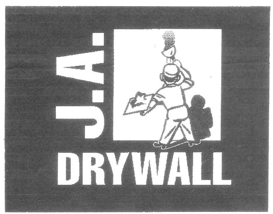 JA Drywall LLC logo