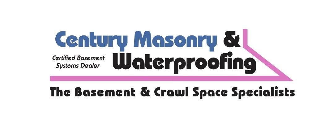 Century Masonry & Waterproofing logo