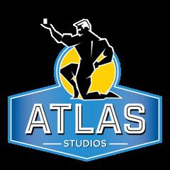Atlas Studios  logo