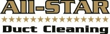 All-Star Duct Cleaning logo