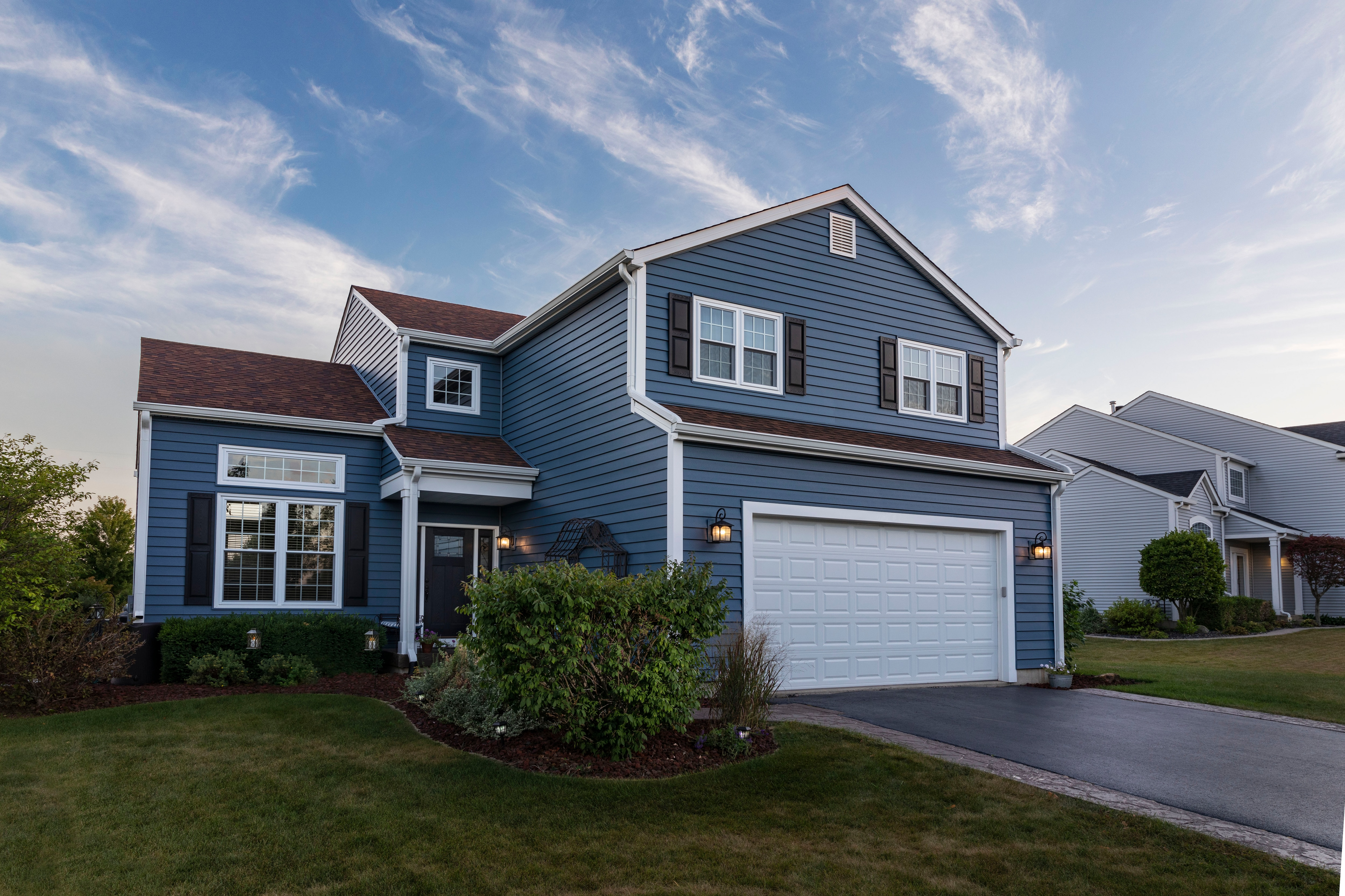 Full Home Remodel - Siding, Windows, Door and Gutters