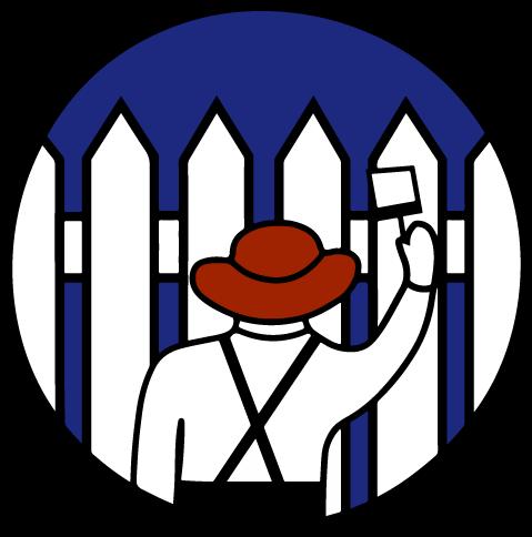Tom Sawyer Painting Inc. logo