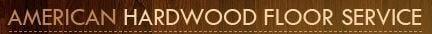 America Hardwood Floor Services logo