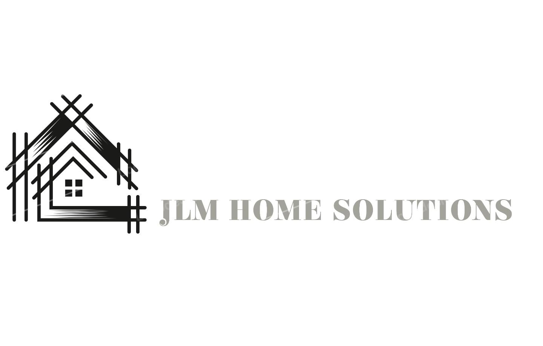 JLM HOME SOLUTIONS logo
