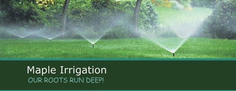 Maple Irrigation, LLC logo