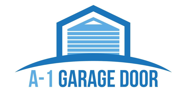 A-1 Garage Door logo