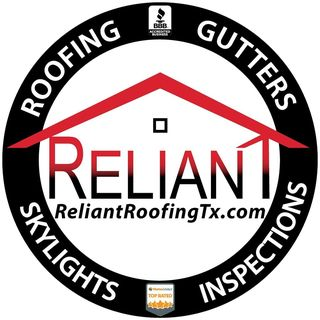 Reliant Roofing logo