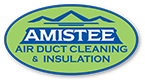 AMISTEE AIR DUCT CLEANING & INSULATION logo