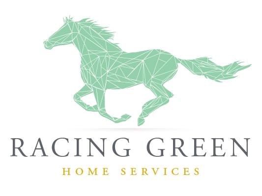 Racing Green Home services  logo