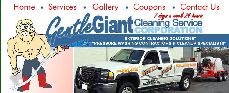 Gentle Giant Cleaning Service Corp logo