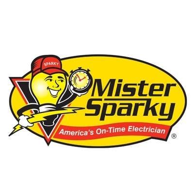 Mister Sparky Electric logo