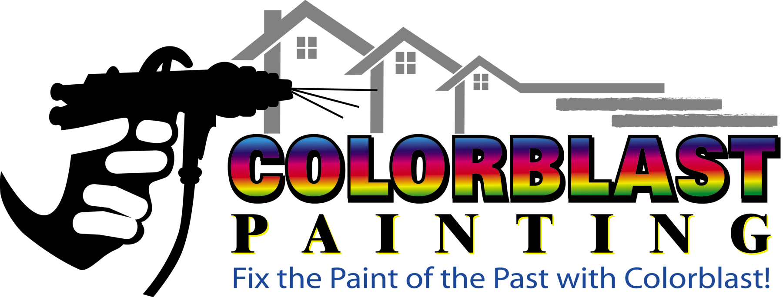 Colorblast Painting logo