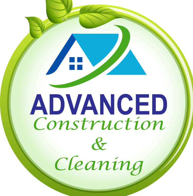 Advanced Construction & Cleaning logo