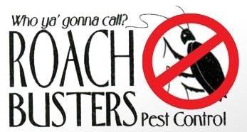 Roach Busters logo