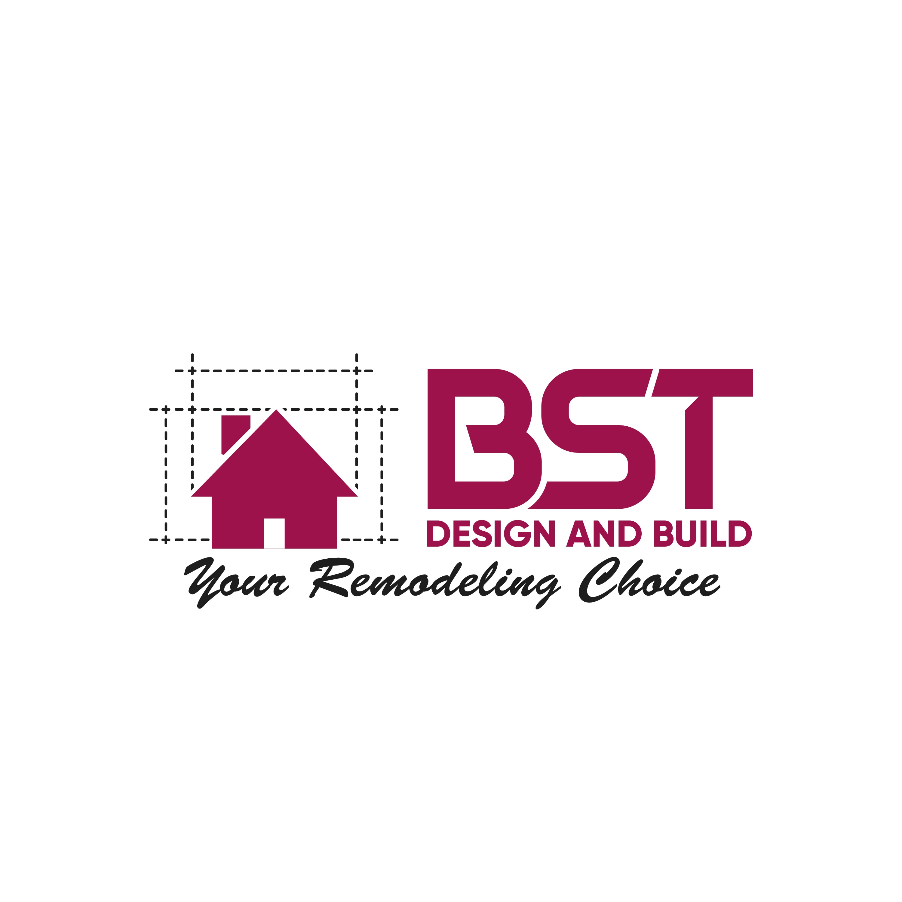 BST Design and Build logo