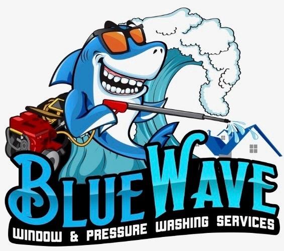 Blue Wave Window & Pressure Washing Services  logo