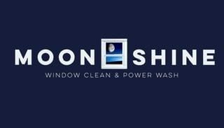 MoonShine Window Clean & Power Wash logo