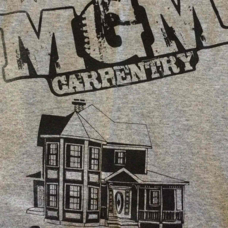 MGM CARPENTRY logo