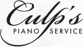 Culp's Piano Service logo