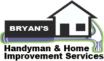 Bryan's Handyman & Home Improvement Service logo