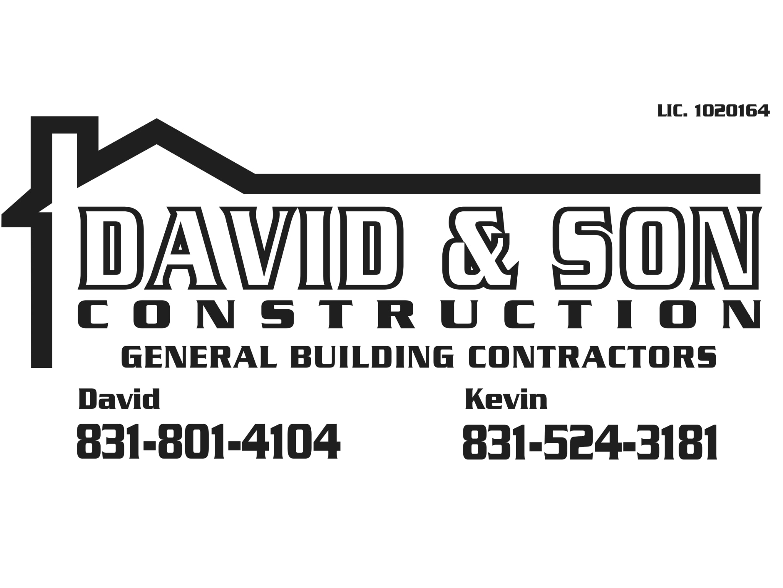 David & Son Construction logo