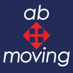AB Moving - Dallas logo