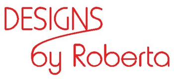 Designs by Roberta logo