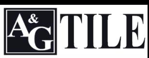 A & G Tile logo