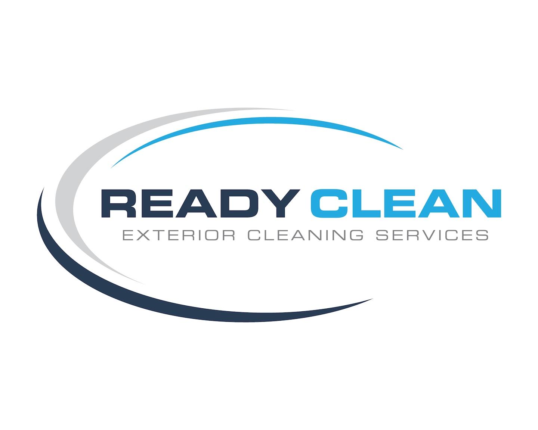 ReadyClean Exterior Services logo