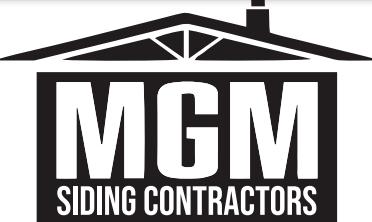MGM Siding Contractors logo