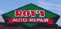 Roy's Auto Repair and Tire logo