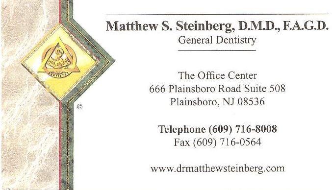 Steinberg Dr Matthew S logo