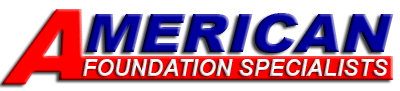 American Foundation Specialists logo