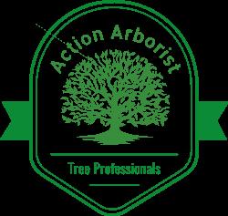 Action Hardscapes & Arborist logo