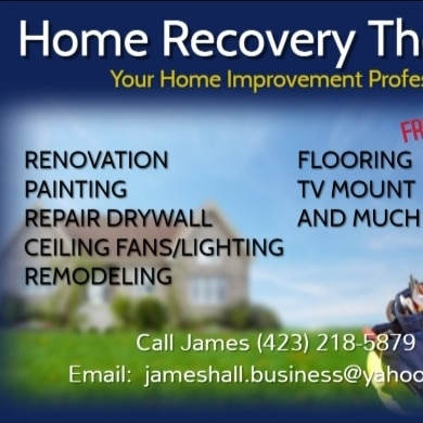 Home Recovery Therapist logo