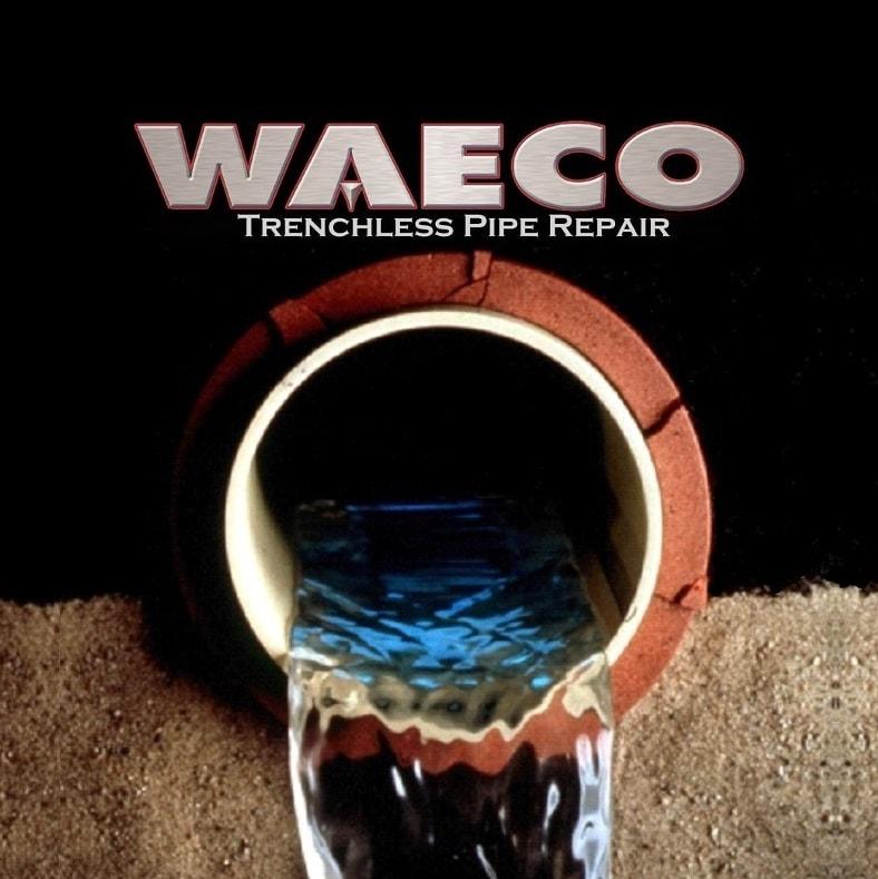 Waeco Trenchless Pipe Repair logo