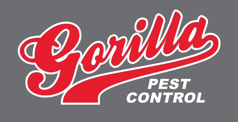 Gorilla Pest Control logo