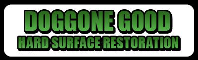 Doggone Good Hard Surface Restoration logo