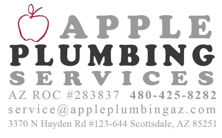 Apple Plumbing Services logo