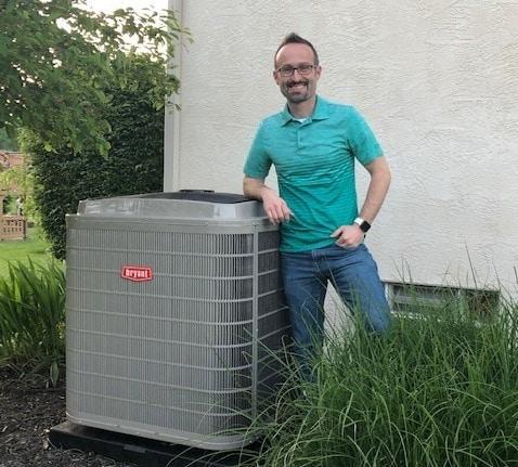 Residential HVAC System Install