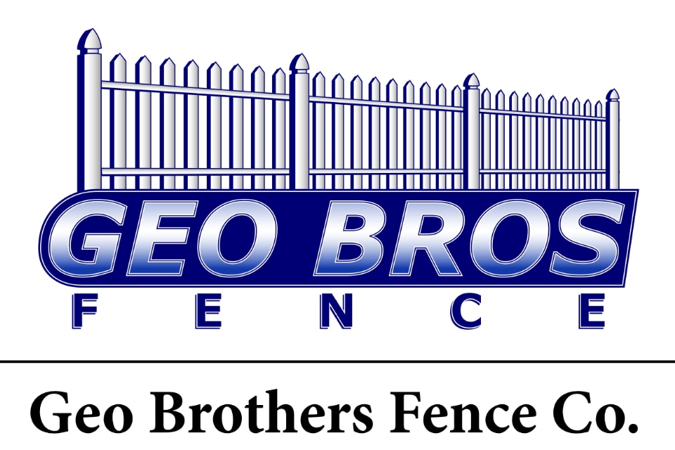 Geo Brothers Fence Co logo