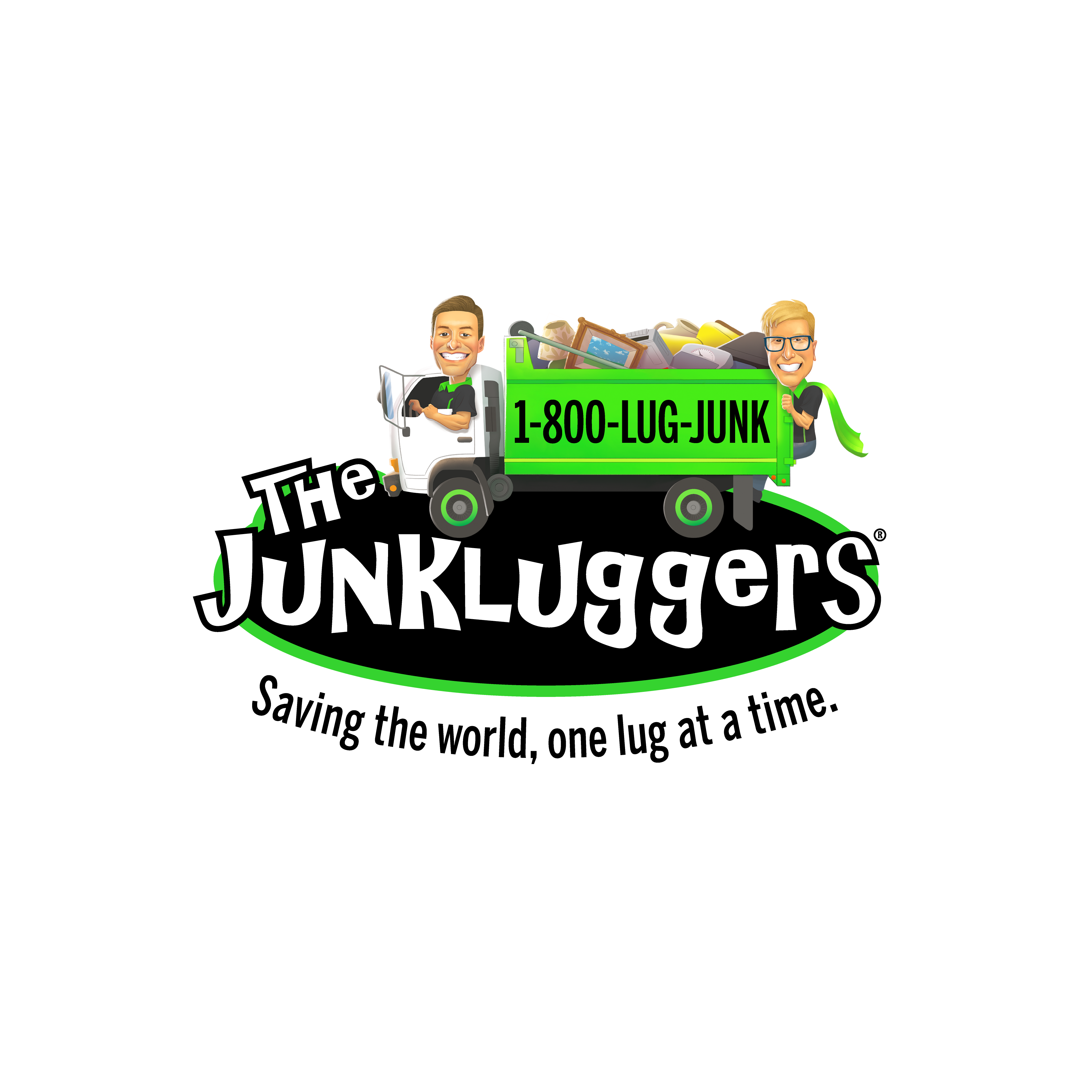The Junkluggers of Hartford and Middlesex Counties logo