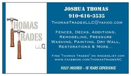 Thomas Trades LLC logo